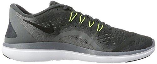 Rn Volt Nike Cool Sense Fitnessschuhe Free Laufen Anthrazit Schwarz Herren Grey OCxx6w0qE