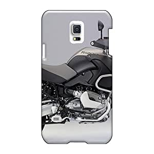 Anti-Scratch Hard Phone Cases For Samsung Galaxy S5 Mini With Custom Trendy Bmw R 1200 Gs Series JasonPelletier
