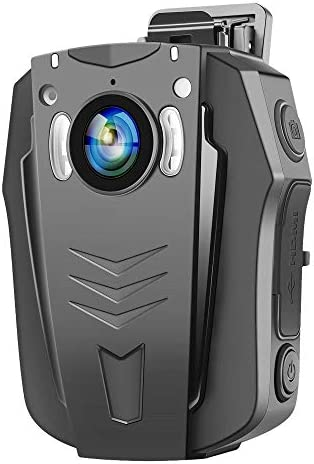 BOBLOV PD70 WiFi Body Camera 1296P Wearable Body Cameras Night Vision Camera Built-in Memory Light and Small Body with Audio Recording 170 Degree for Law Enforce or Daily Use PD70 WiFi 64G