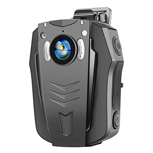 BOBLOV PD70 WiFi Body Camera 1296P Wearable Body Cameras Night Vision Camera Built-in Memory Light and Small Body with…