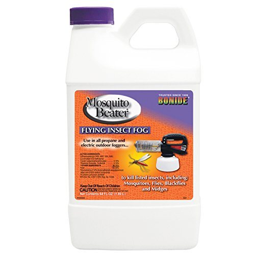 BWI/Springfield ZZBP552 Bonide Mosquito Beater Flying Insect Fog - 1/2 Gallon by Bonide