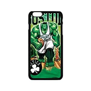 Boston Celtics NBA Black Phone Case for iPhone 6 Case