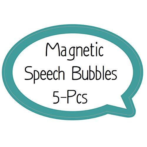 ZHIDIAN Speech Bubble 5-Pcs