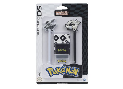 Pokemon Black /White Legendary Kit