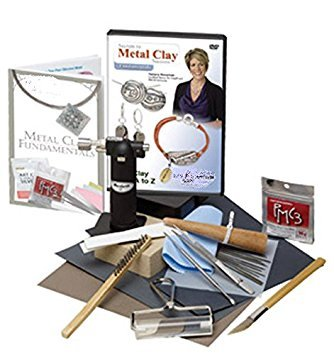 - PMC3TM Precious Metal Clay Starter Kit - Includes Micro-Torch by FMG
