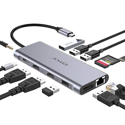 🥇 USB C Docking Station