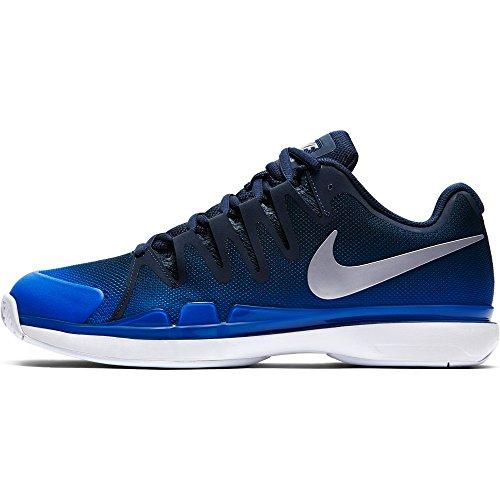 Chaussure Nike Zoom Vapor 9.5 Tour Bleu Hiver 2017