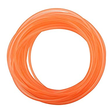 High-Performance Urethane Round Belting,4mm-15m PU Transmission Polyurethane Belt Green Rough Surface for Drive Transmission