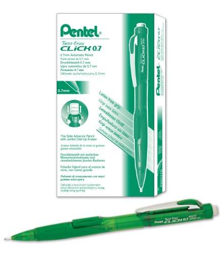 Pentel Twist Erase Mechanical Assorted PD277TD