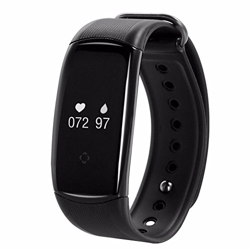 Smart Wristband Heart Rate Blood Oxygen Monitor Waterproof Smart Bracelet Fitness Track For Andorid Iphone Smart Band