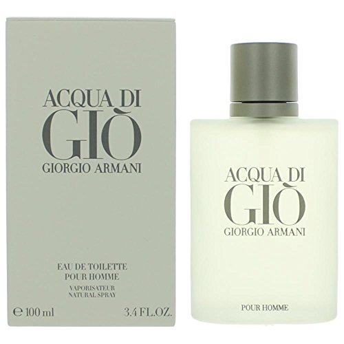 Giorgio Mandarin Eau De Toilette - Acqua Di Gio By Giorgio Armani For Men. Eau De Toilette Spray 3.4 Ounces