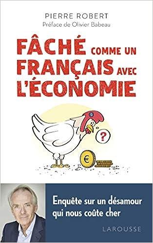 Amazon Fr Fache Comme Un Francais Avec L Economie Pierre