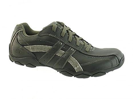 f40d2477afba Skechers Diameter-Blake Black Mens Footwear Trainers  Amazon.co.uk  Clothing