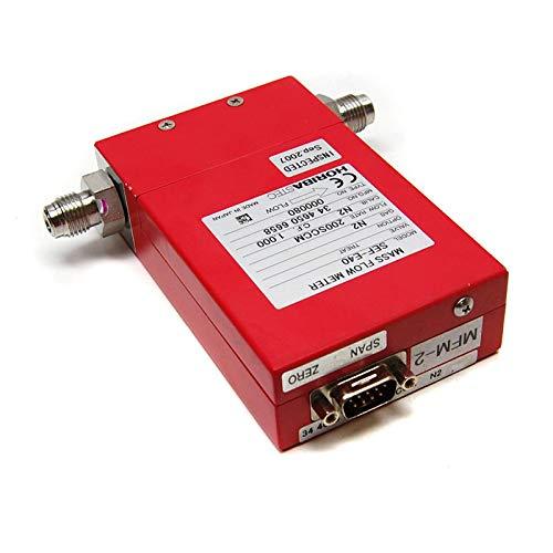 Mass Flow Controller - Horiba-Stec SEF-E40 Mass Flow Controller 1/4