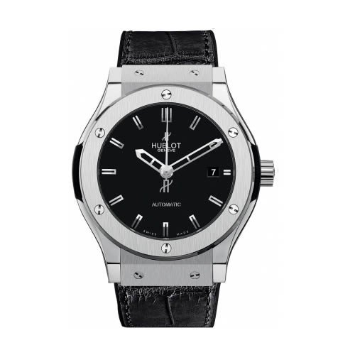 Hublot Classic Fusion Titanium Men's Automatic Watch - 542.NX.1170.LR