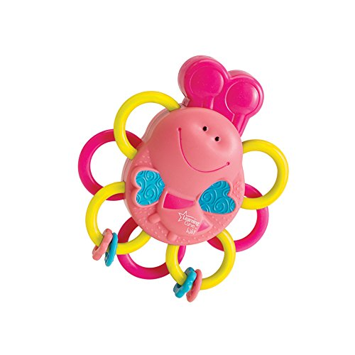 The First Years Buzzing Bee Massaging Teether - Colors May Vary