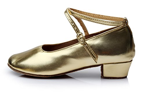 latino UK1 3 Little con scarpe 5 scarpe moderne Scarpe ballo donna bambini scarpe morbide cm autunno donna EU33 da primavera altezza ShangYi da da ballo ballo Kids da per e da SHCWwqf