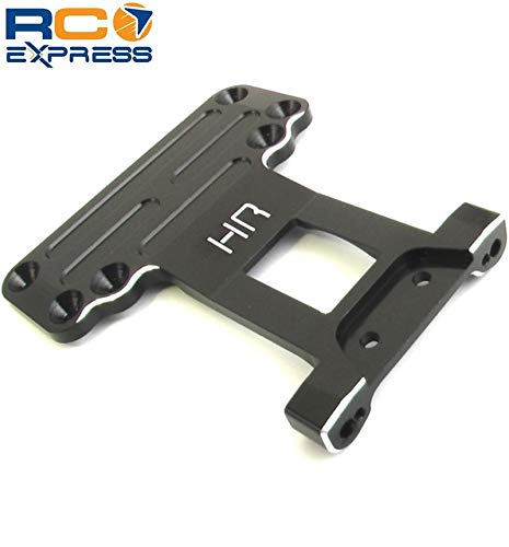 (HOT-RACING SCT14R01 Black Aluminum Rear Main Chassis)