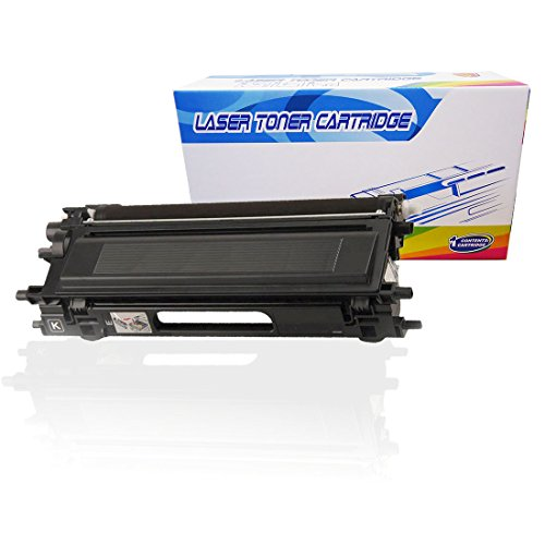 (Inktoneram Compatible Toner Cartridge Replacement for Brother TN110 TN115 TN110BK DCP-9040CN DCP-9045CDN MFC-9440CN MFC-9450CDN MFC-9840CDW MFC-9870CDW HL-4040CDN HL-4040CN HL4050CDN HL4070CDN (Black))