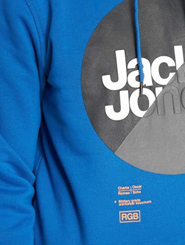 Jcologan Hombres amp; Sudaderas Jones Jack Azul qxIdEn