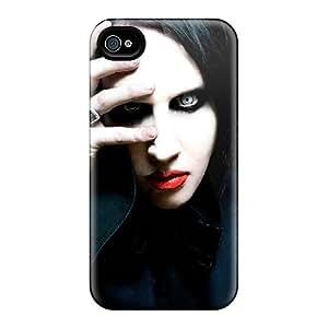 (MUq8044Lgml)durable Protection Samsung Galaxy Note3 (marilyn Manson)