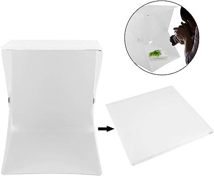 Mini Caja de Estudio fotográfico, Caja de luz Plegable portátil ...