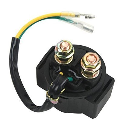 amazon com starter solenoid relay honda fourtrax recon trx 250 rh amazon com
