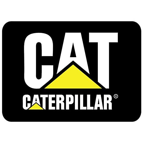 """Caterpillar CAT Logo 5"""" to 11"""" with Black, White or Pink CAT letters Full color vinyl decal sticker"""