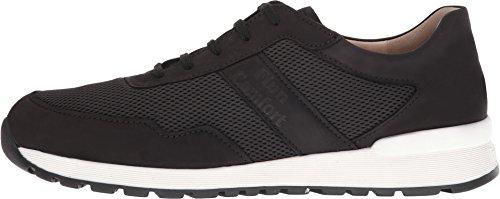 Finn Comfort , Chaussures de ville à lacets pour homme noir Schwarz *
