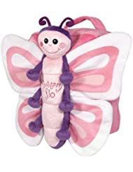 Laid Back Fluttery Flo Butterfly Snuggle Backpack