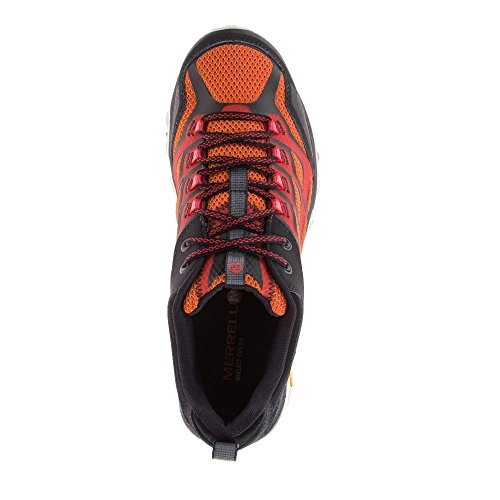 Boots FST GTX Merrell Orange Low Rise Hiking Moab Men's A0OpP