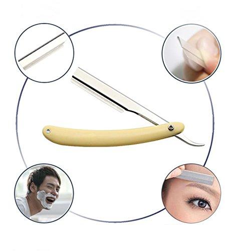 CCbeauty-Professional-100Pcs-Stainless-Steel-Straight-Single-Edge-Shaving-Razor-Blades-RefillsWomen-Face-Hair-Eyebrow-Trimmer-Scraping-Replaceable-Blades-Kit