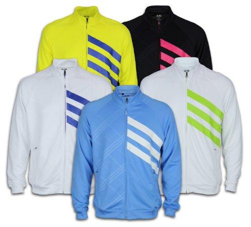 Adidas Mens FP Full Zip Athletic Lightweight Layering Jacket