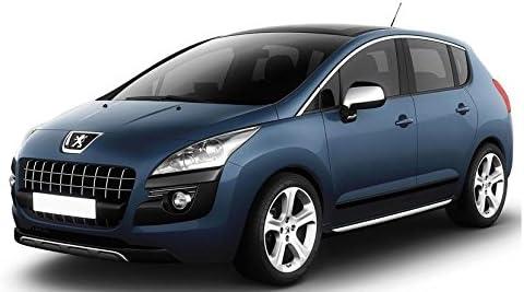 2/PCS anteriore D 2009- Deflettori per Peugeot 3008 G 5-portes