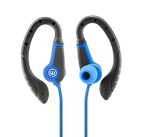 Wicked Audio Fight Sweat Resistant Earbuds, (Royal)