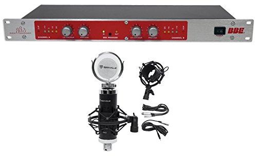 - BBE 882I Professional Sonic Maximizer Signal Sound Processor + Studio Microphone