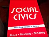 img - for Social Civics: Our Government in Action Fifth Revised Edition book / textbook / text book