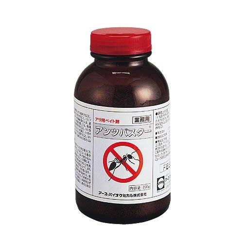 アリ駆除用毒餌剤 アンツバスター 200g 業務用 B005J88K2S