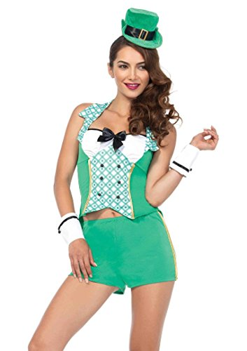 with Women's Leprechaun Costumes design