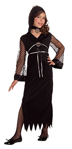 Evil Witch Costumes (Forum Novelties Darling of Darkness Costume, Child Large)