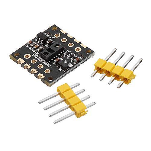 (RISHIL WORLD MAX30100 Heart Rate Sensor Pulse Oximetry Sensor Module for Ardunio STM32 R3)