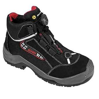 Elten 2063157 - Boa zapatos de seguridad lijadora tamaño 44 esd s3