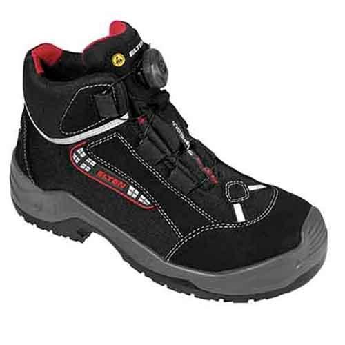 Elten 2063153 - Boa zapatos de seguridad lijadora tamaño 40 esd s3