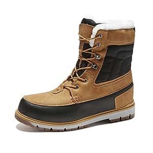 Amazon.com : Men's Boots/New Winter Thicken Keep Warm Snow