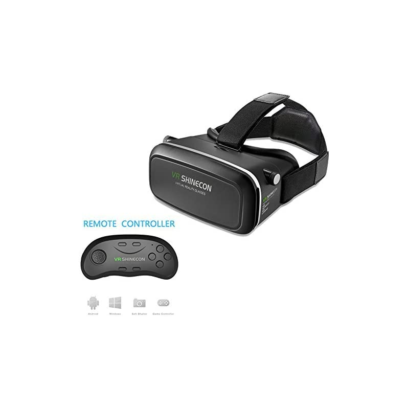 Ying source 3D VR Headset Glasses Virtua