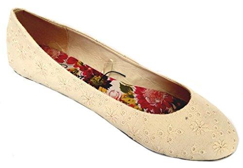 Shoes8teen Shoes 18 Damen Ballerina Ballerinas Flache Schuhe Solids & Leopards ... Francis Akt