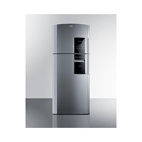 Summit Ingenious FF1935PLLHD Refrigerator Operation