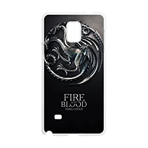 Fire Blood Hot Seller Stylish Hard Case For Samsung Galaxy Note4