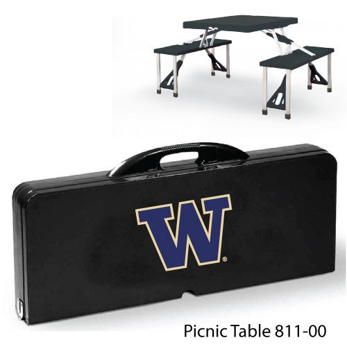 University of Washington Picnic Table