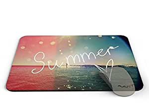 Summer Mousepad - Mouse Pad / Mouse pad / Mousepad / Mousepad - AArt #MP028 (9.84 X 7.87 inches)